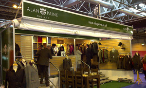 Alan Paine retail exhibition trailer
