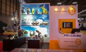 Client KTR Event RWM Equipment Bespoke Indoor Stand 1