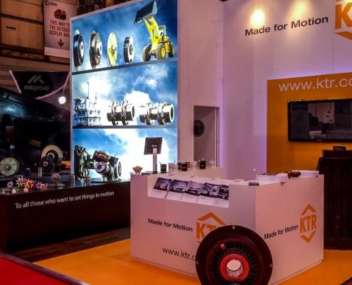 Indoor Exhibition Stand