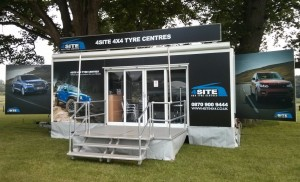 HT12 Exhibition Trailer for Hire