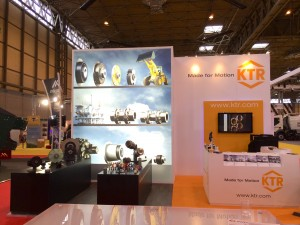 KTR Indoor Exhibition Stand