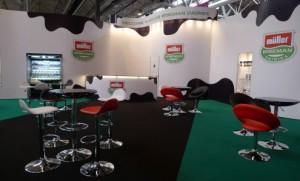 Muller Wiseman Indoor Exhibition Stand Case Study