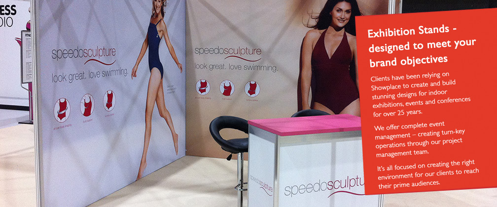 Indoor Exhibition Stand