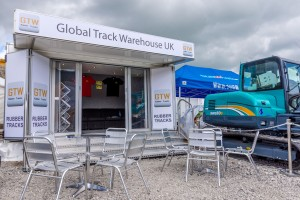 5m Exhibition Trailer Hire