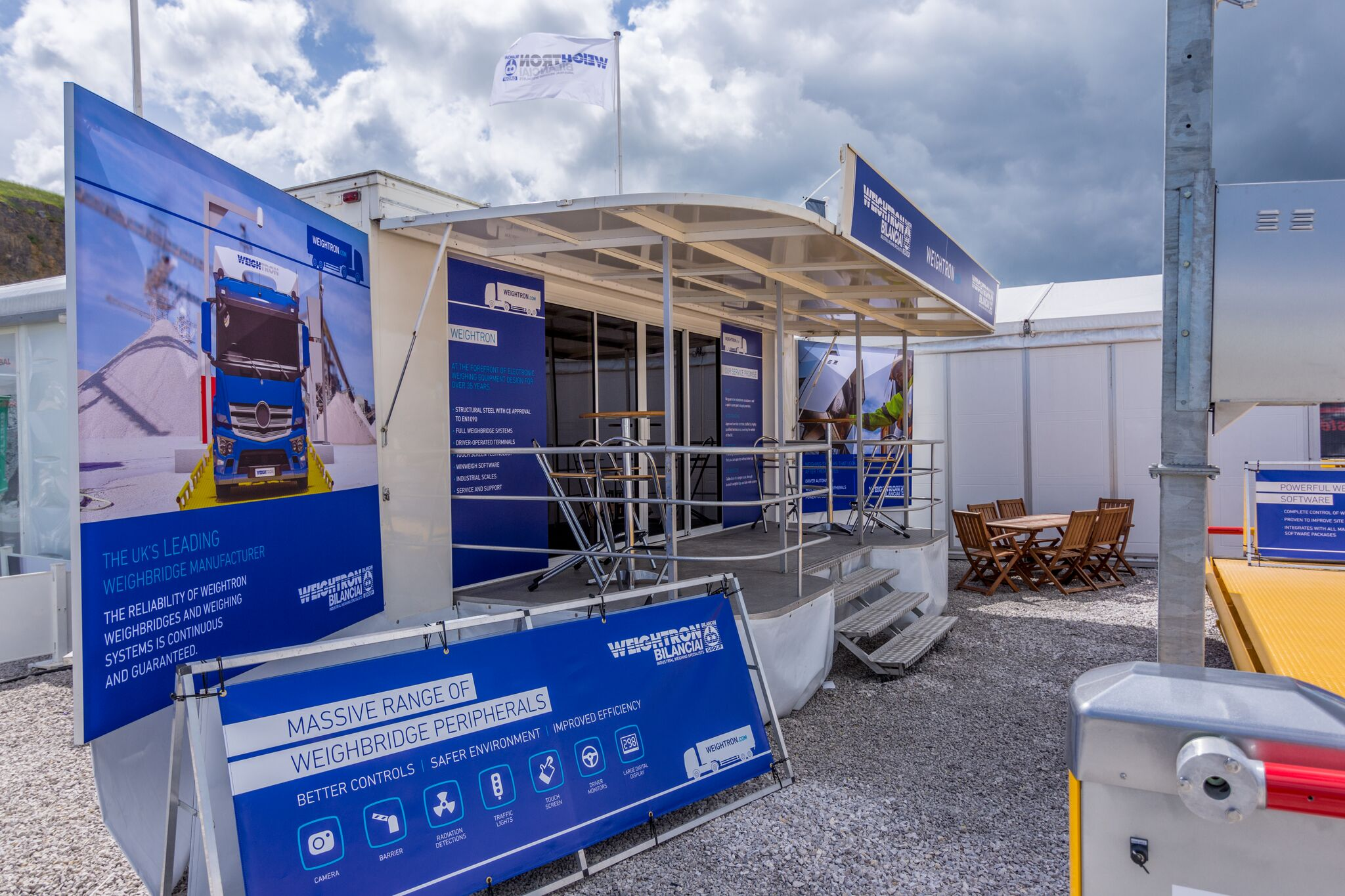 Exhibition Trailers for Hire