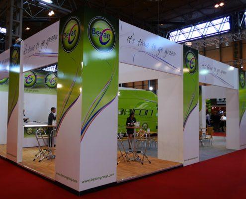 Showplace Ltd Exhibition Stand