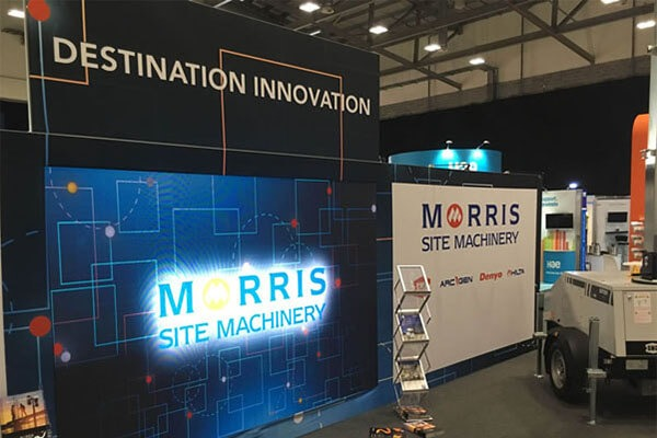 Our Work 4 - Exhibition Hire Trailer Services
