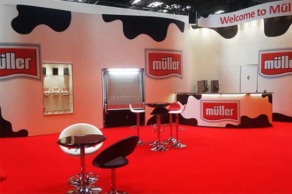 Our Work 5 - Exhibition Hire Trailer Services