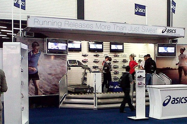 Our Work 6 - Exhibition Hire Trailer Services
