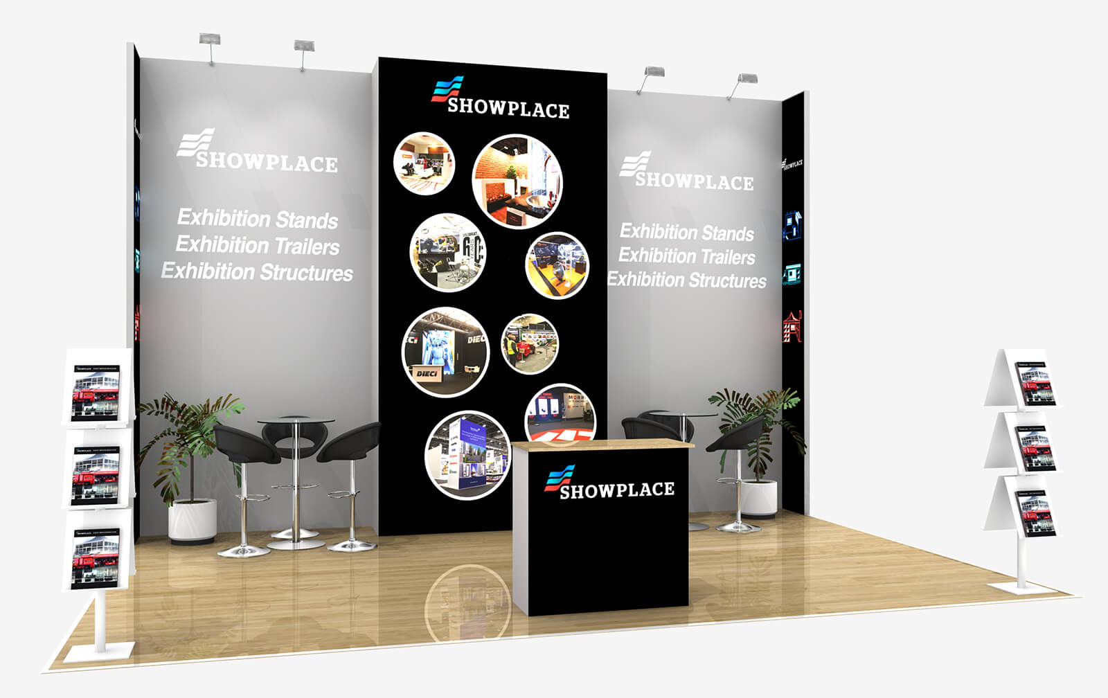 Showplace Gold 6X4 - Exhibition Packages