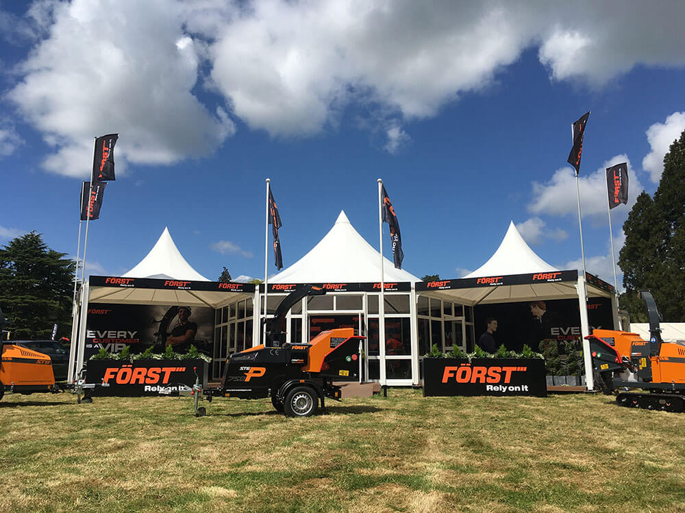 Structures Forst @ Arb show 2018 a - Exhibition Stands