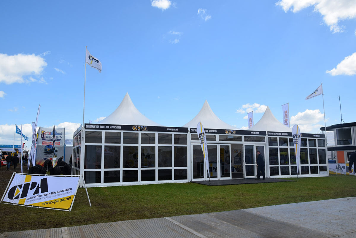 CPA @ Plantworx 2017 - Exhibition Stands