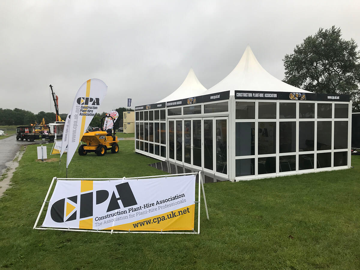 CPA @ Plantworx 2019 - Exhibition Stands