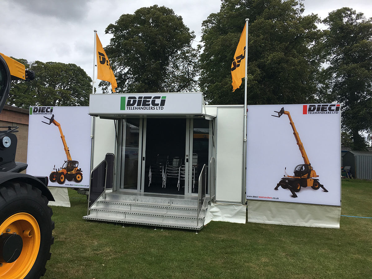 Dieci @ RHS 2018 - Exhibition Stands