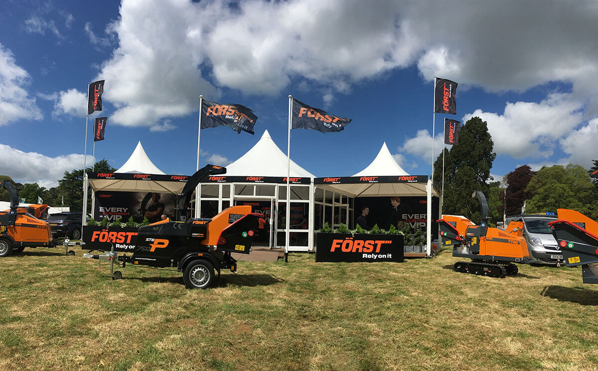 Forst @ Arb Show 2018 - Exhibition Stands
