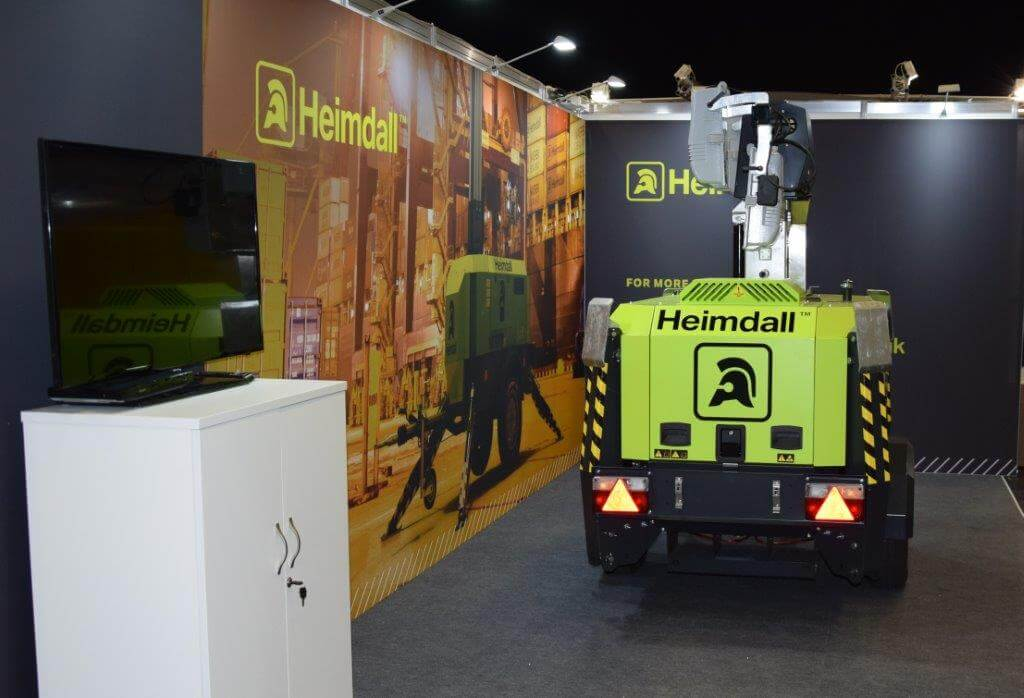 Heimdall @Exec Hire 2016 - Exhibition Stands