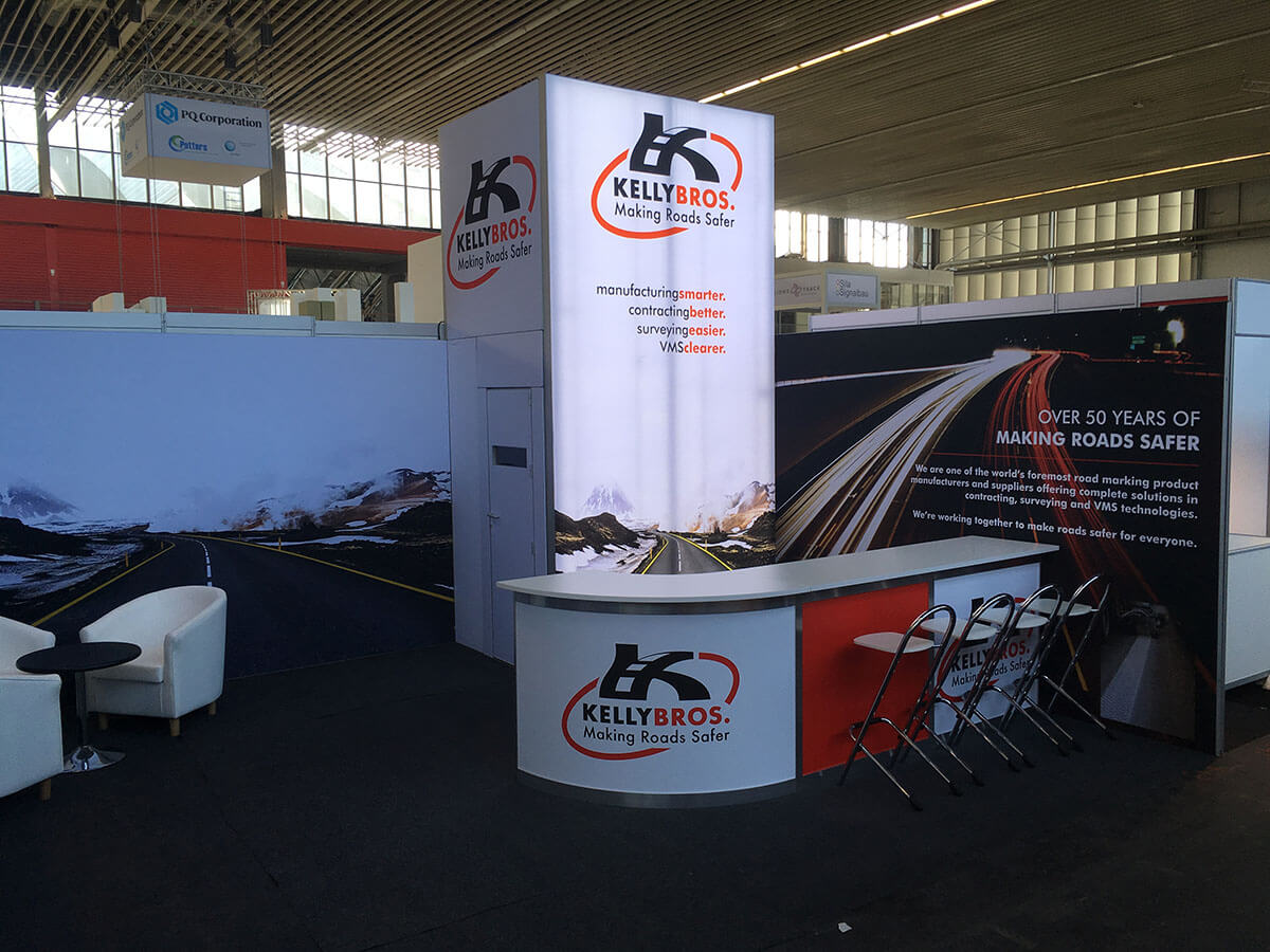 Kelly Bros @ Inter Traffic 2017 - Exhibition Stands