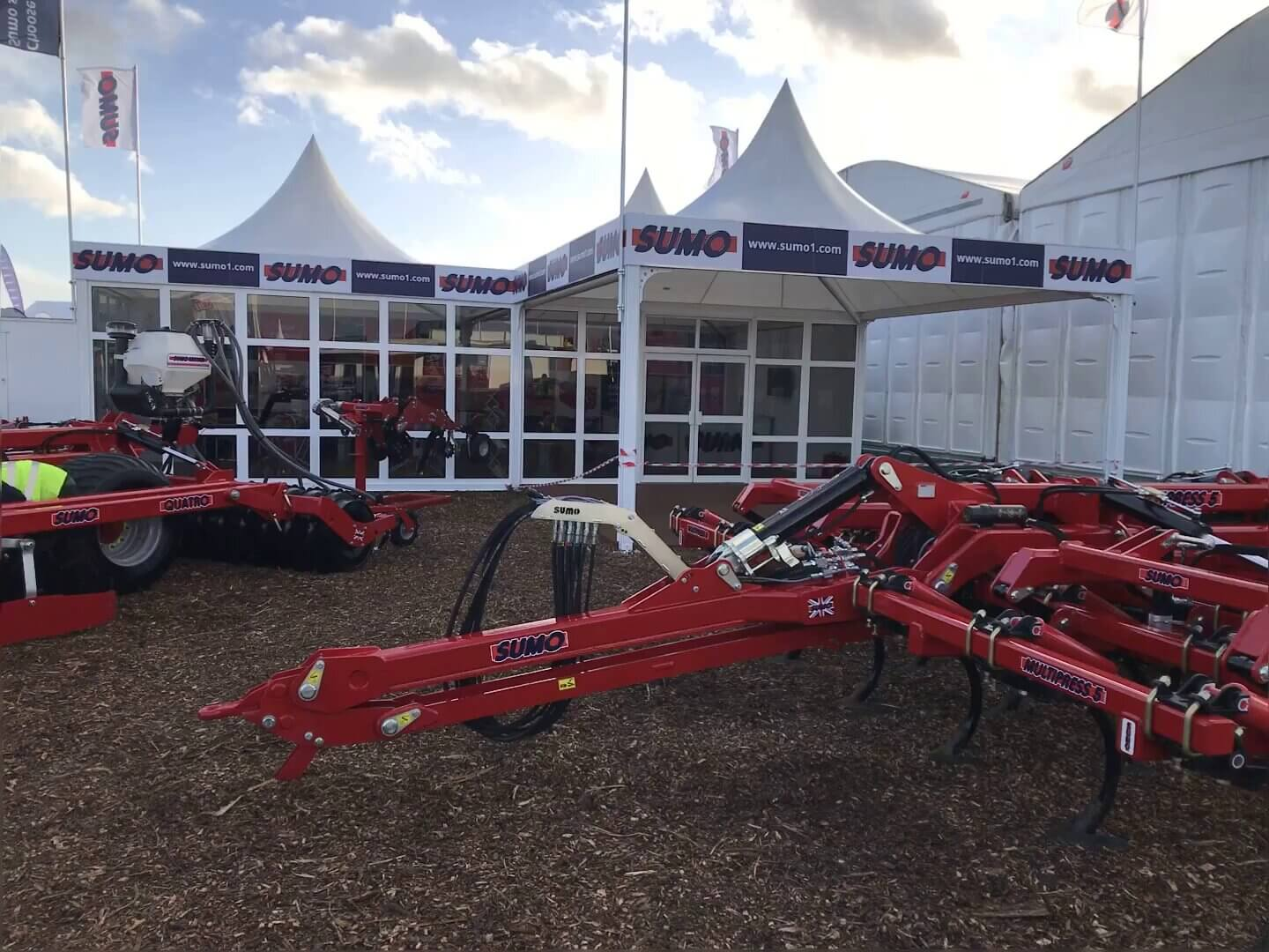 Sumo @ Lamma 2018 - Exhibition Stands