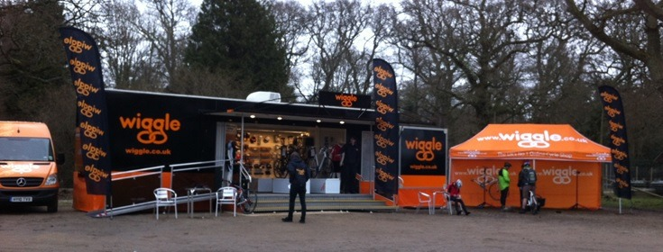 Wiggle - Exhibition Trailers – The 101