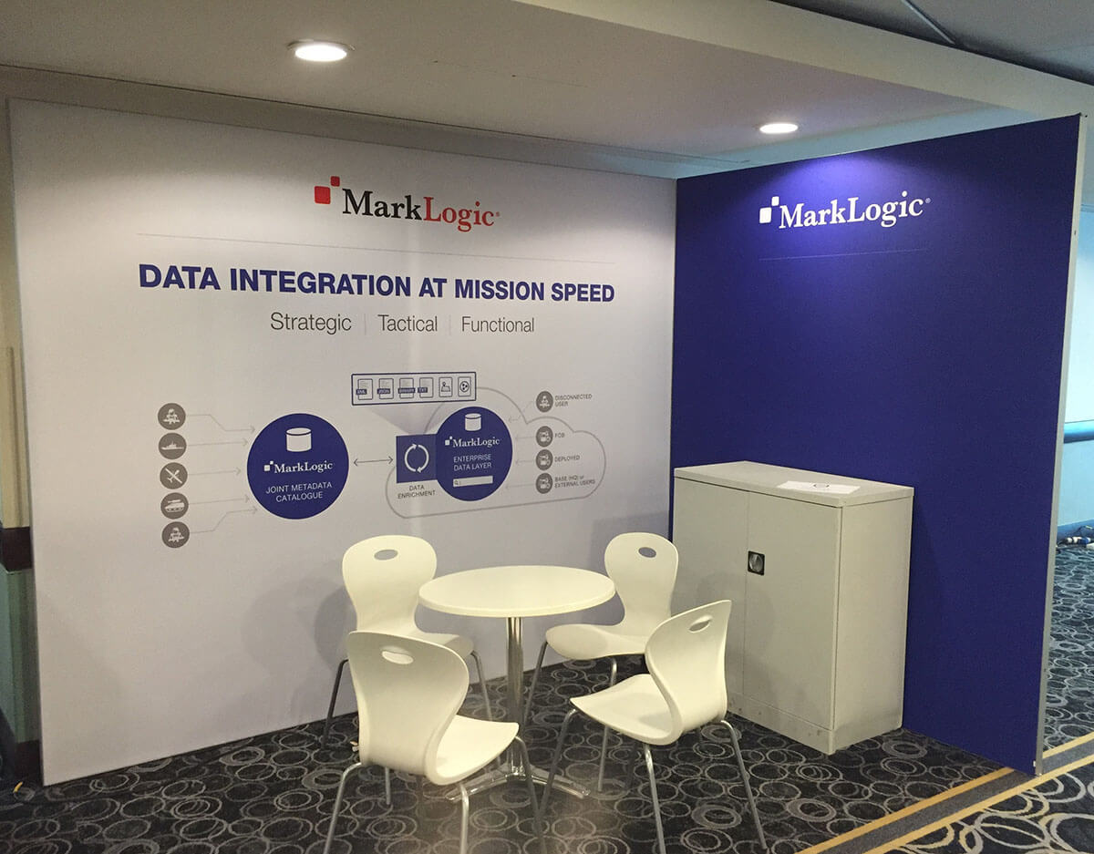 mark logic @ Chelsea Football Club 2016 - Exhibition Stands