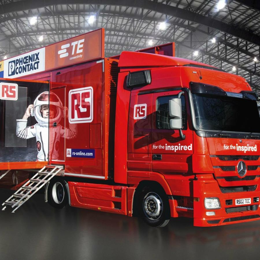 RS 3 - Exhibition Hire Trailer Services