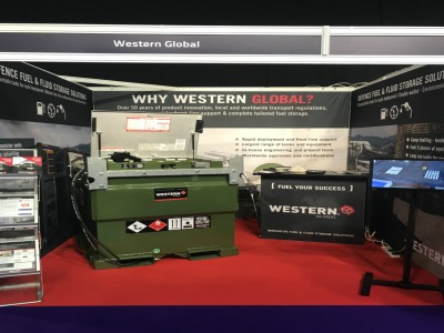 DSEI Western Global 1 - Exhibition Stands