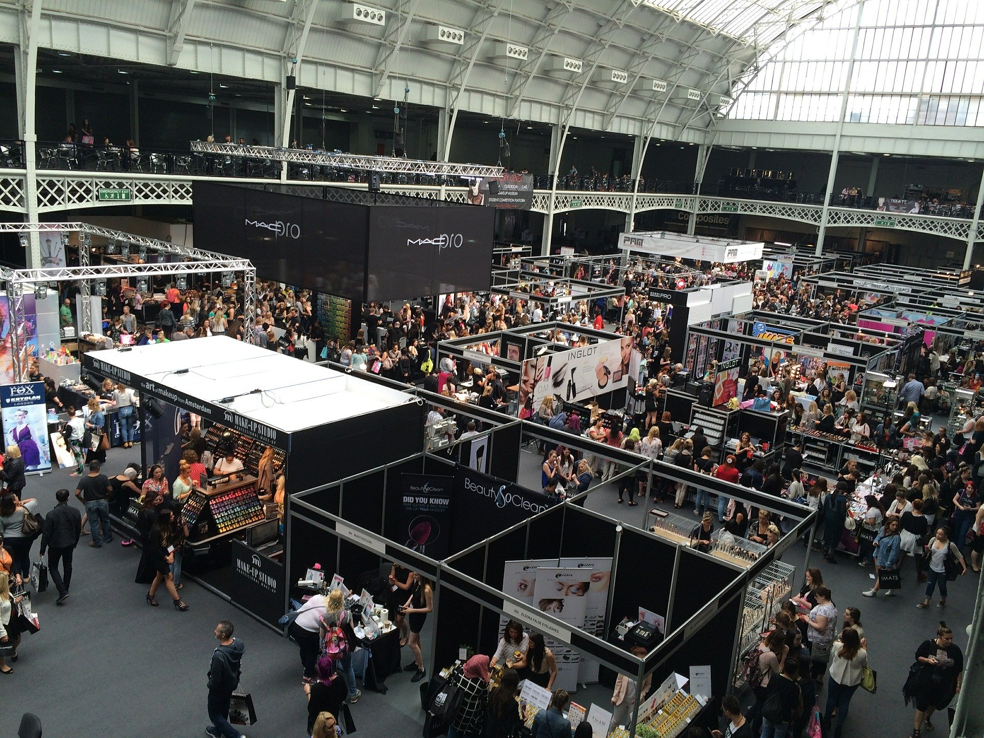 Exhibition Stands - How to Provide a Personalised Experience at a Trade Show