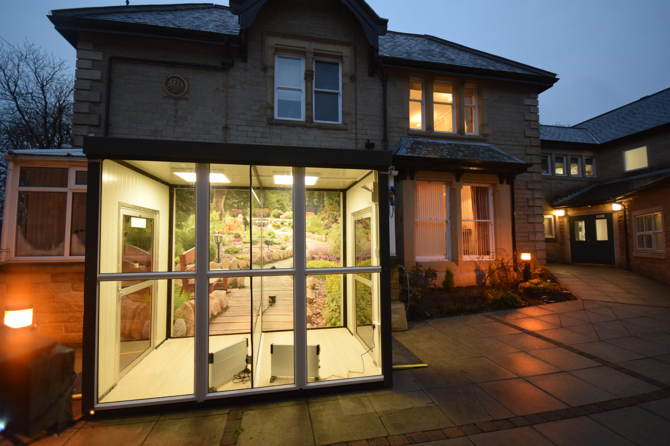 DSC 0073 scaled - Autumn brings rise in orders for care home pods