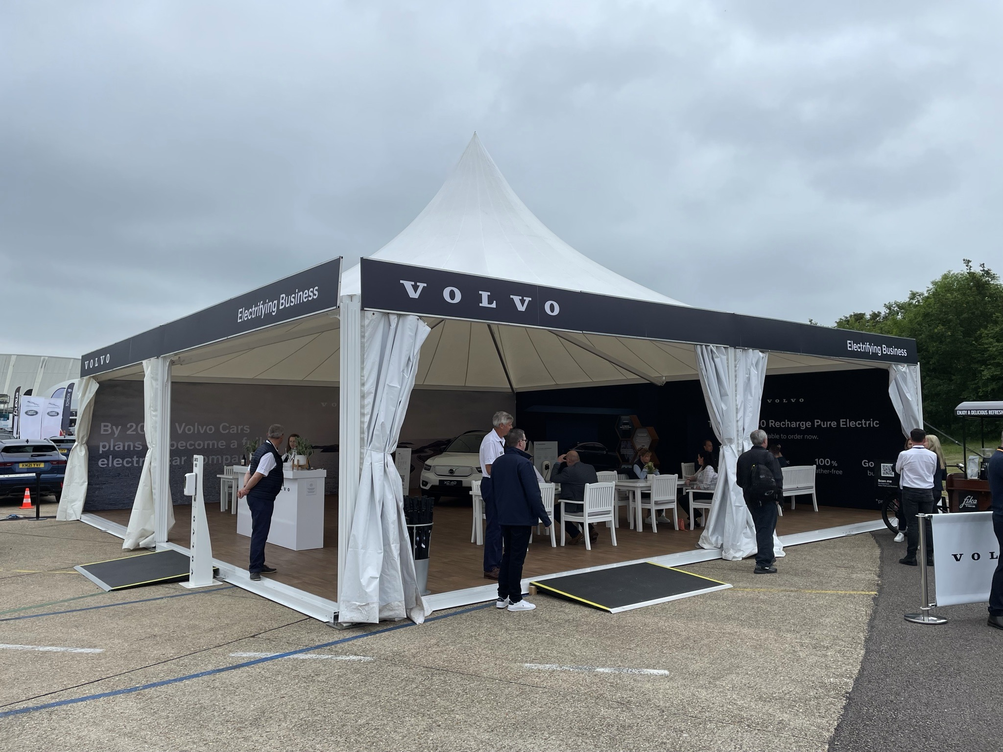 Volvo Ext - Structures