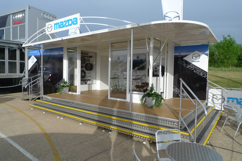 Exhibition Stands Oxfordshire : Royal welsh show event structures and exhibition