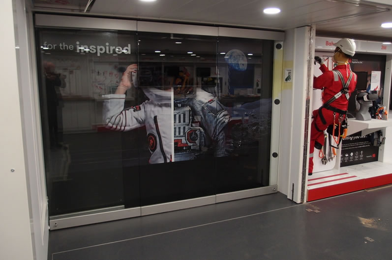 RS Components Exhibition Trailer