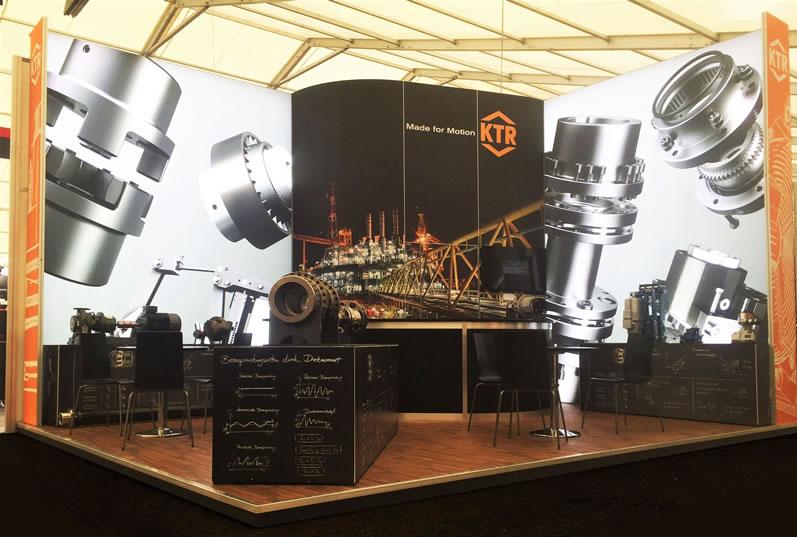 KTR Exhibition Stand