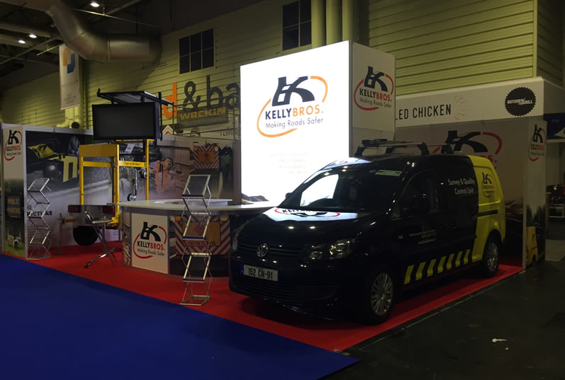 Kelly Brothers Exhibition Stand