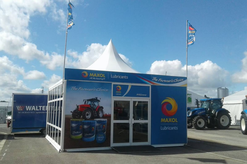 Maxol Lubricants Event Structure
