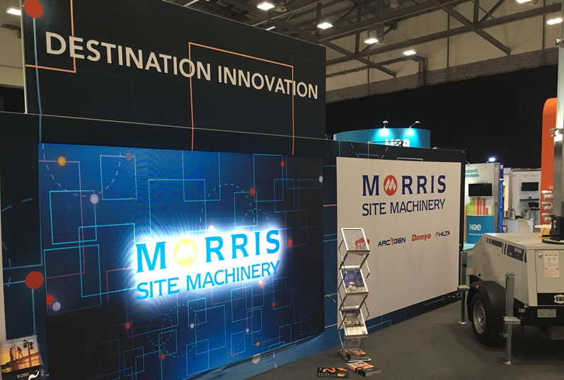 Morris Exhibition Stand