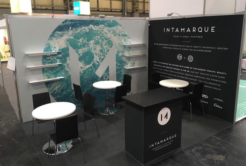 Intamarque Exhibition Stand