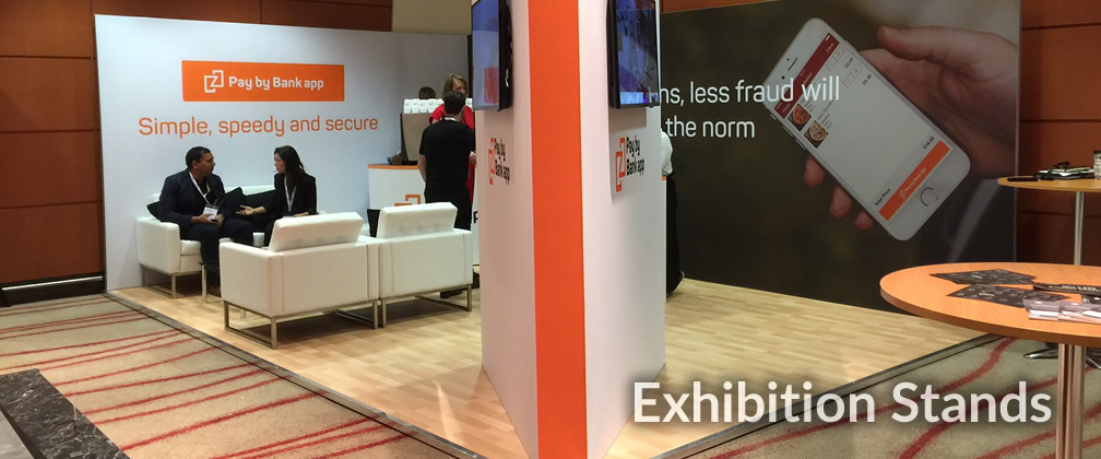 Simple Exhibition Stand Jobs : Apex delivers a high impact exhibition stand and dinner event for
